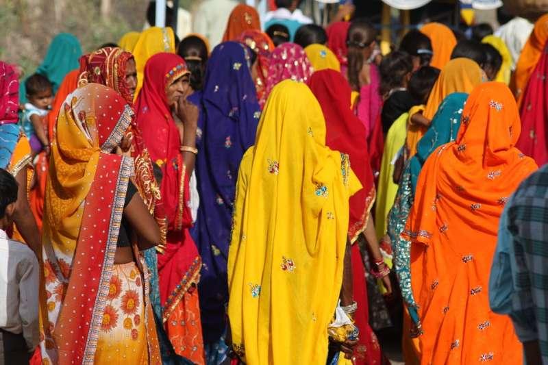 印度 女性(示意圖/ Suffix @pixabay)