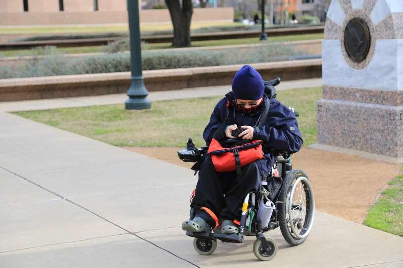 20190327-作者認為,障礙學生應該需要什麼樣的保護措施,才不會影響出社會之後的獨立自主,值得我們好好思考。身障生、身障、殘障、身心障礙。(作者邱羽逢提供)