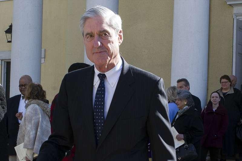美國「通俄門」特別檢察官穆勒(Robert Mueller)(AP)