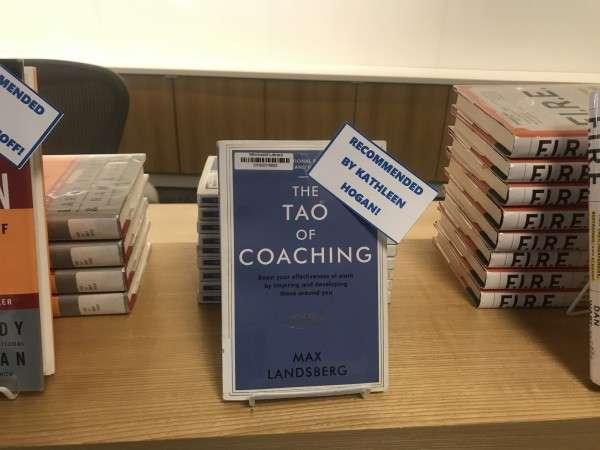 《the tao of coaching》(圖/高敬原攝)