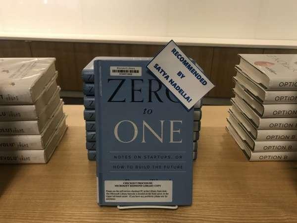 《從0到1》(Zero to One)(圖/高敬原攝)