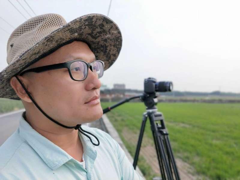 紀錄片《一念》專訪,導演陳志漢。(舊視界文化藝術有限公司提供)