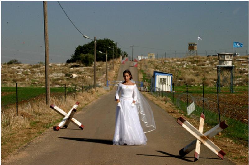 《敘利亞新娘》劇照,取自網路。