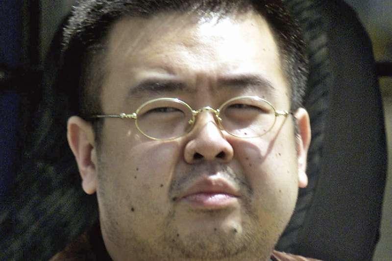 遭北韓領導人金正恩暗殺身亡的兄長金正男(AP)