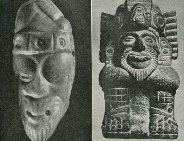 印地安人崇拜的「羽蛇神」