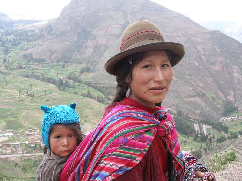秘魯擁有豐富的原住民文化,當地原住民過去卻少在官方文件使用傳統族名。(quinet@Wikipedia/ CC BY 2.0)