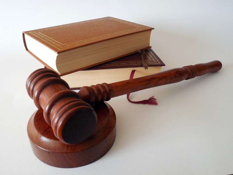 法律,示意圖。(取自pixabay)