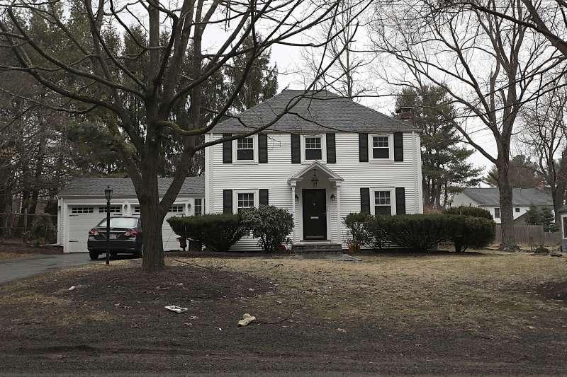 美籍華裔商人趙捷花費兩倍市價買下的房子。(AP)