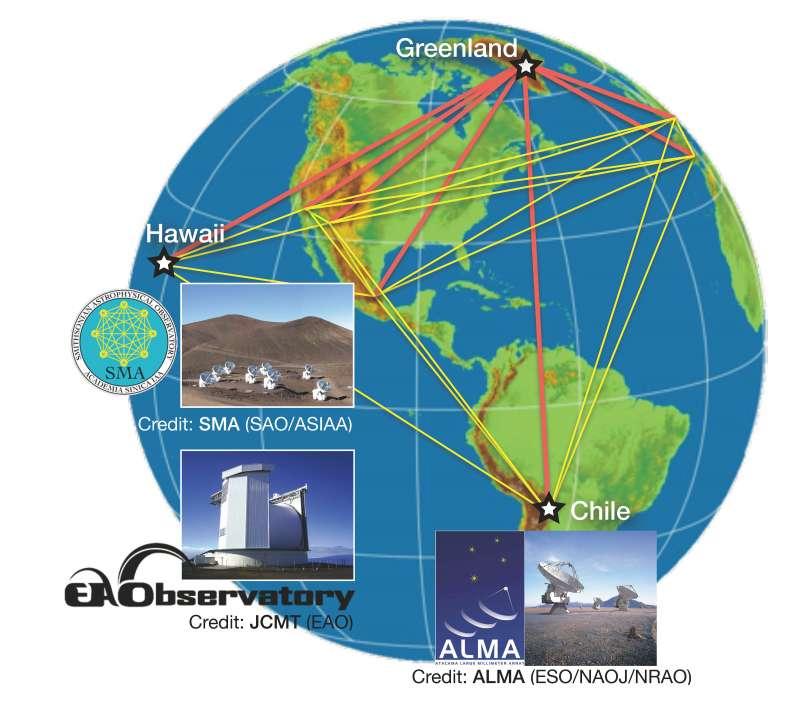 中研院已在夏威夷有 SMA 望遠鏡(圖/研之有物提供)