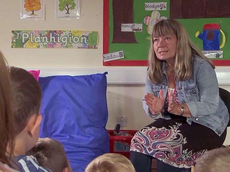 2011年威爾斯語正式成為威爾斯地區的官方語言,威爾斯語教育逐漸普及。(Neddy1234@Wikipedia / CC BY 3.0)