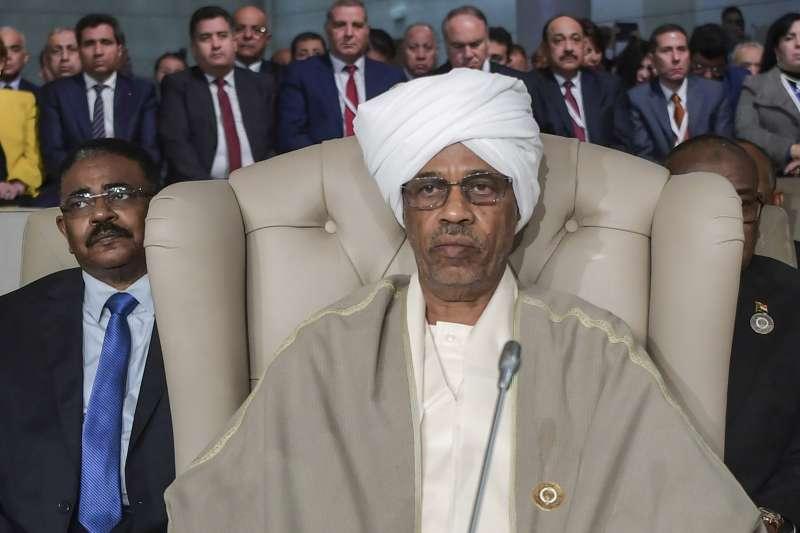 蘇丹第一副總統兼國防部長奧夫。(AP)