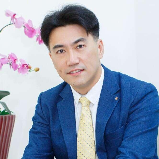 2019-04-09_國民黨籍基隆市議員林沛祥。(取自林沛祥臉書)