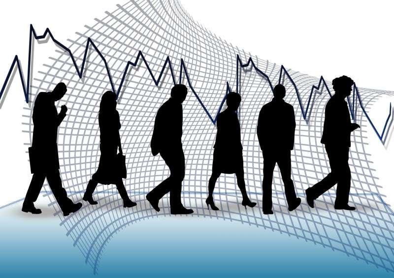 經濟,薪資,薪水,示意圖。(取自pixabay)