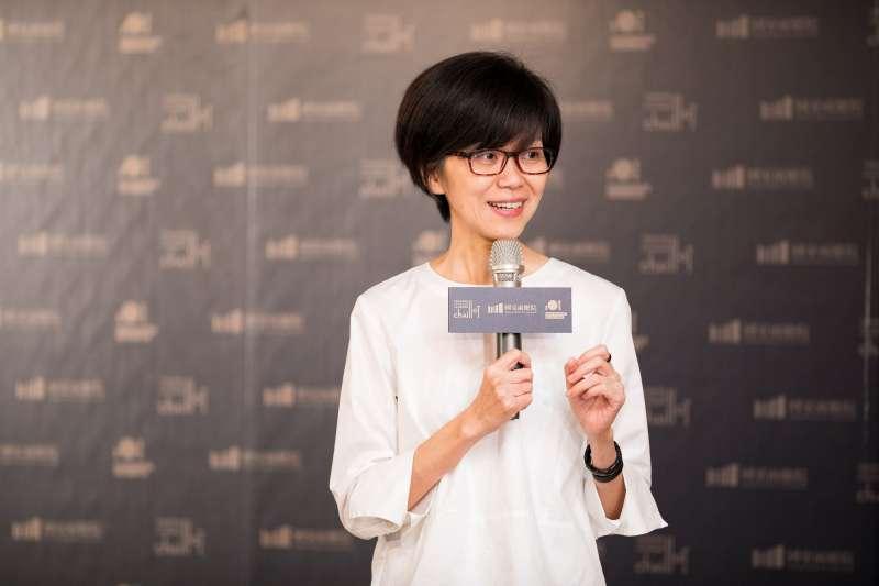 20190419-國家兩廳院藝術總監劉怡汝。(兩廳院提供)