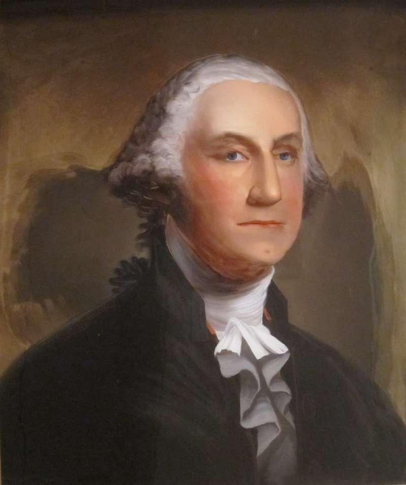 美國國父喬治華盛頓George Washington。(取自pixabay)