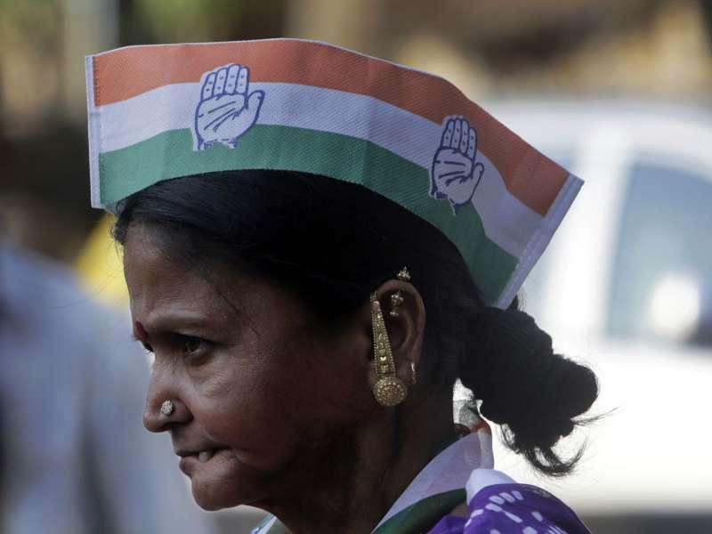 2019年印度大選開跑,上回慘遭滑鐵盧的人民黨期盼能重返執政。(AP)
