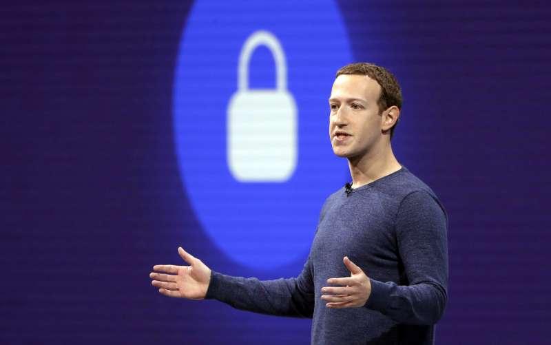 臉書近年爭議頻傳,創辦人、董事長兼執行長祖克柏(Mark Zuckerberg)力挽狂瀾。(AP)