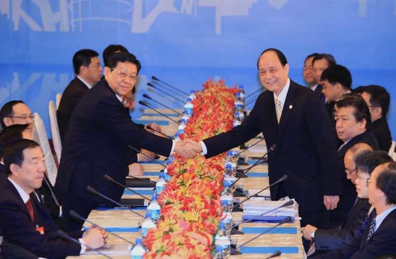 中國的讓利過去未能到達台灣基層民眾手上。(柯承惠攝)