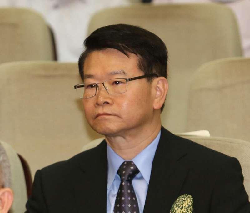 法務部檢察司長王俊力強調,新的人事方案已兼顧二審檢察官權益。(柯承惠攝)