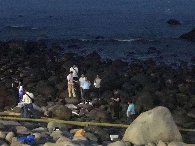 新北泰山驚傳小姊弟命案,嫌疑重大的吳姓父親24日被發現陳屍金山海邊。(取自北海岸壹周報臉書)