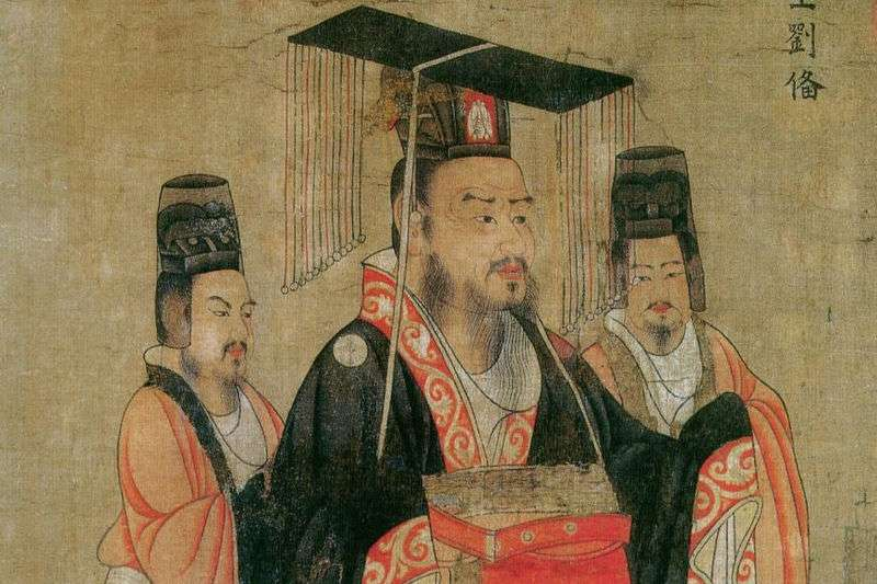 劉備真的像《三國演義》中那麼仁義敦厚嗎?其實他也有腹黑的一面…(圖/維基百科)