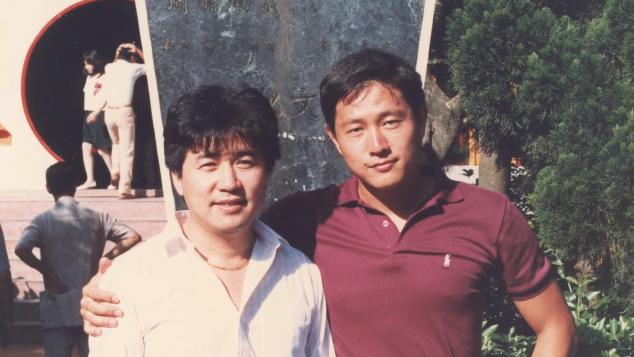 (翻攝自婚姻平權大平台-愛教會我們的事_何祥與王天明@youtube)