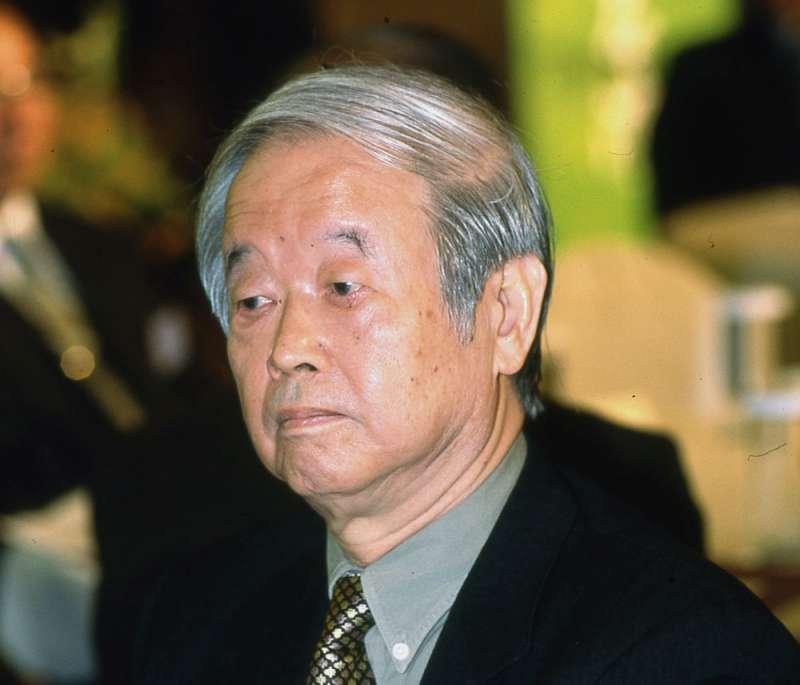 彭榮次是三任元首重用的知日派人士。(新新聞資料照)