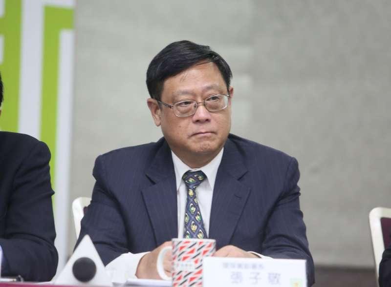 張子敬上任環保署長後,允許老車符合當時出廠標準就不強制淘汰。(柯承惠攝)