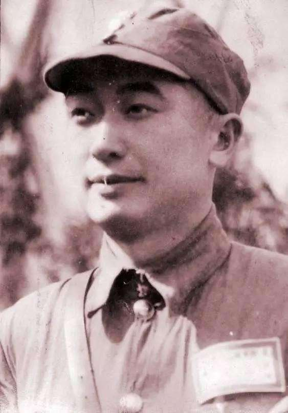 戴安瀾(1904~1942),戴將軍名衍功,學名炳陽,從軍入伍改名安瀾,字海鷗,安徽無爲人。(作者提供)