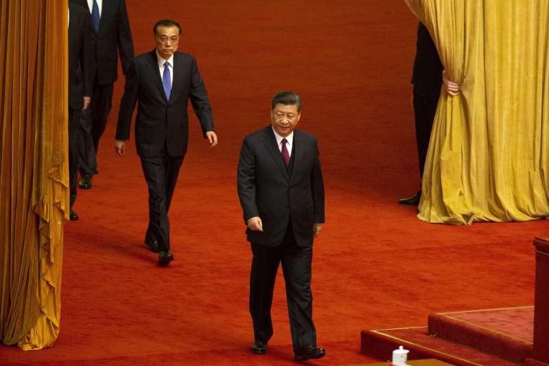 中國國家主席習近平想要建立「天下觀」的亞洲新秩序(AP)