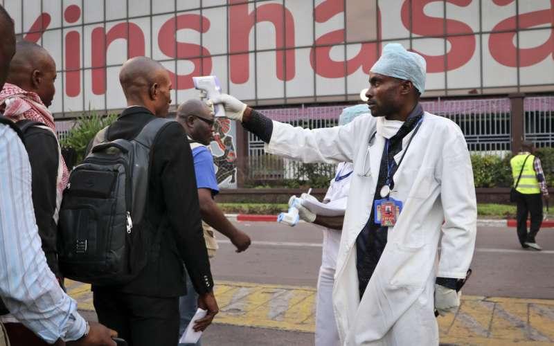 剛果自去年8月爆發伊波拉疫情,截至目前已造成1008人死亡(AP)