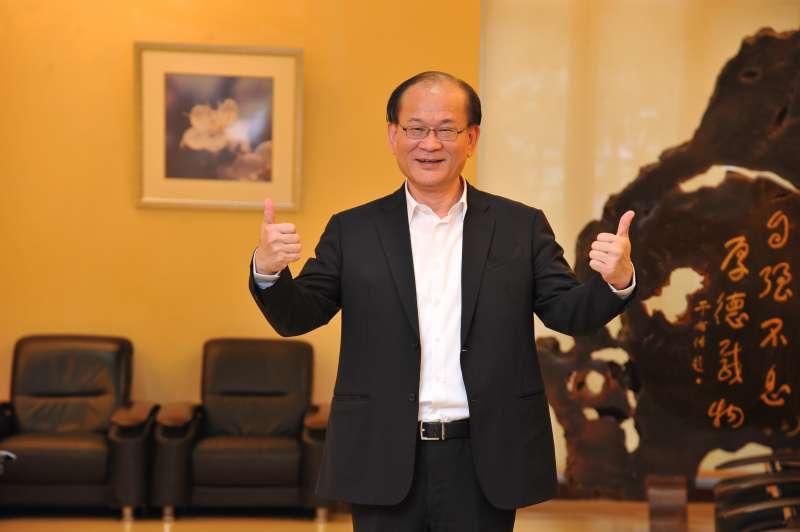 清大君山音樂廳未來的貴賓廳,將以清華校友總會理事長蔡進步父母親名字中各一字,命名為「長嬋廳」。(圖/清華大學提供)