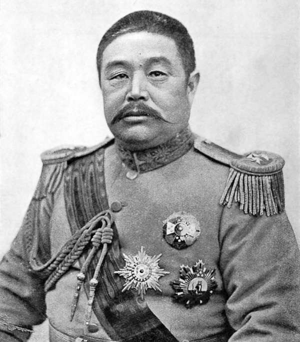 黎元洪(圖/維基百科)