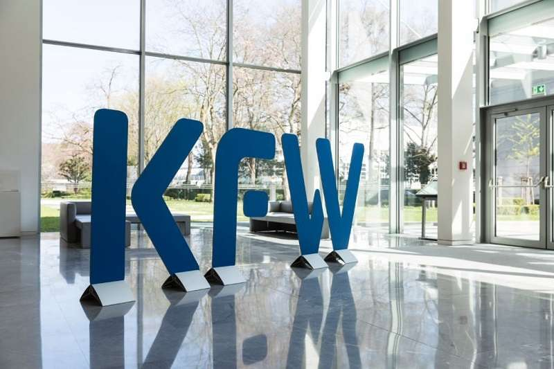 KfW收購「五十赫茲」。