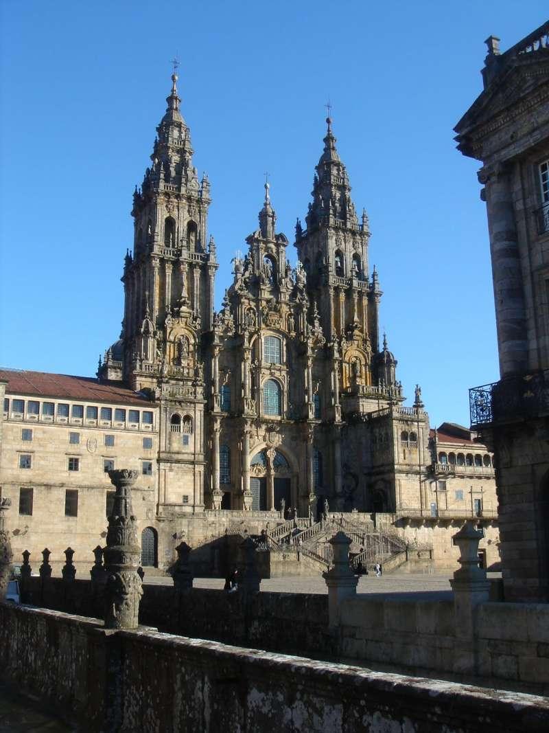 聖地牙哥大教堂(圖/維基百科)