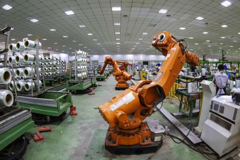 5月10日,美國向中國進口產品開徵25%關稅。(美聯社)