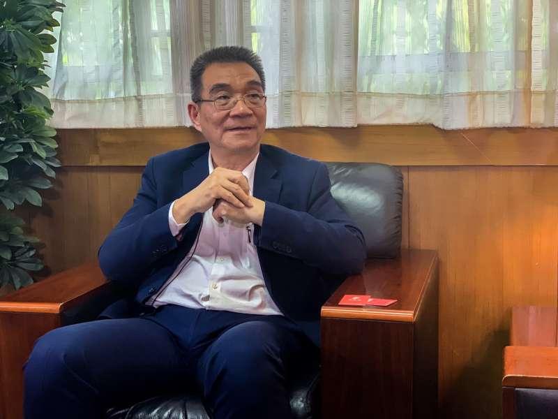 20190514-林毅夫專訪-叛逃40周年專題。時任中華民國陸軍上尉連長的林毅夫,於1979年5月16日由金門叛逃至中國。(呂紹煒攝)