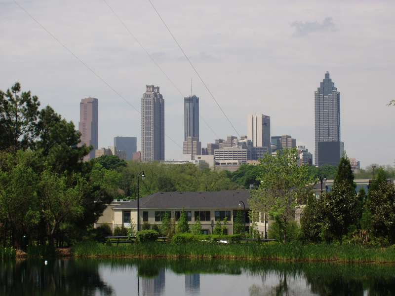 亞特蘭大,美國喬治亞州首府及最大城市。(取自維基百科)