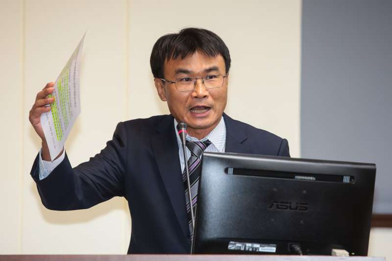 20190515-農委會主委陳吉仲15日於立院經濟委員會備詢。(顏麟宇攝)