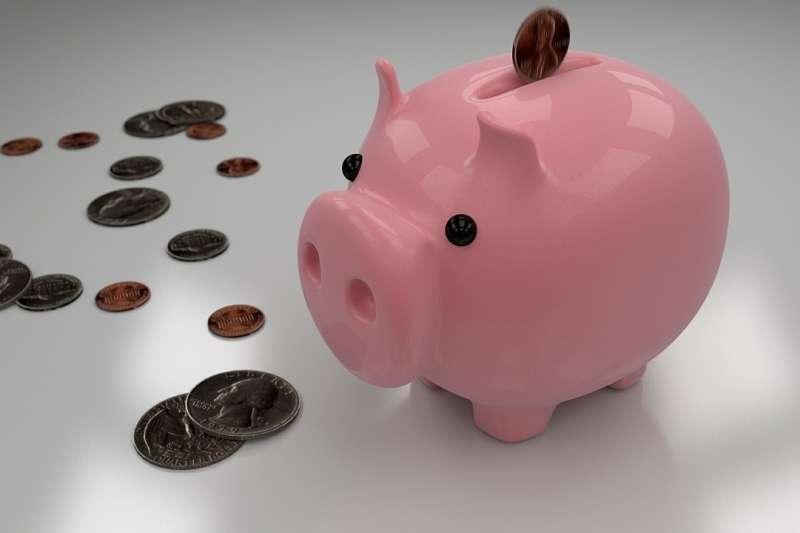 想存錢,不妨參考這個方法。(圖/pixabay)