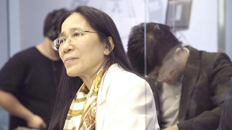 20190519-前大法官許玉秀是模擬亞洲人權法院發起人。(模擬亞洲人權法院提供)