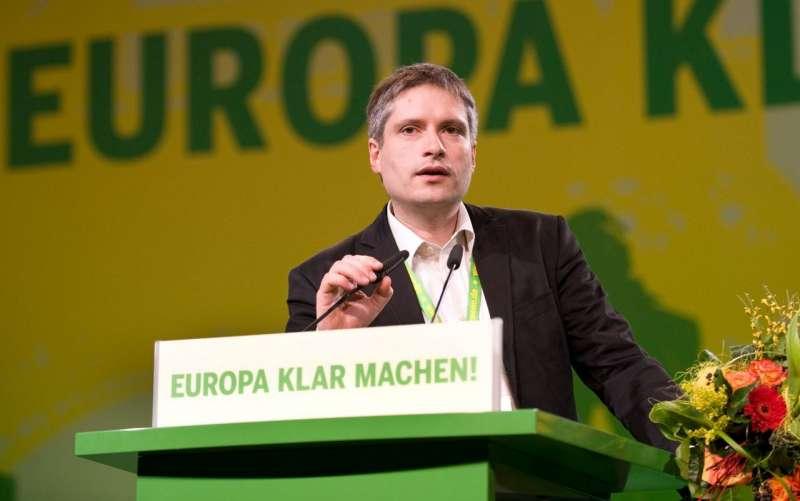 德國綠黨成員吉戈爾德有望連任歐洲議會議員(美聯社)