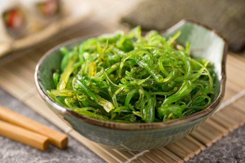 藻類豐富的多醣體,可幫助排出多餘的膽固醇。(圖/Health Blog提供)