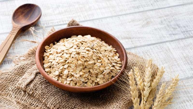 燕麥含有豐富維生素E,可保護細胞避免老化,減少毒素堆積。(圖/Health Blog提供)