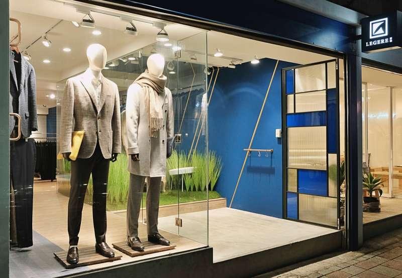 LEGERE里格打造涼爽舒適的高品質服飾,滿足男性的穿搭需求。(圖/新創總會提供)