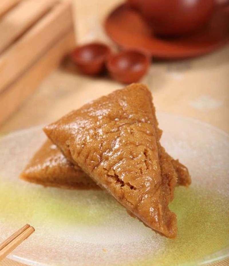 牡丹黑糖糕(圖/網路溫度計)