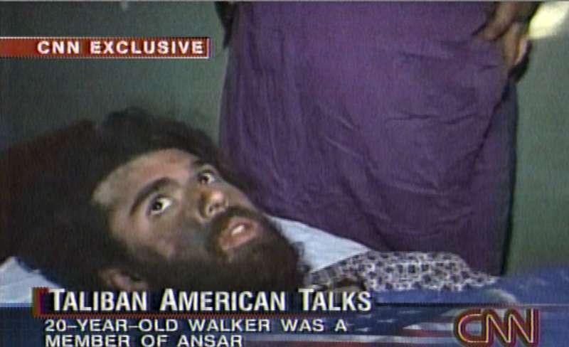 2001年12月9日,受傷的林德接受訪問(美聯社)