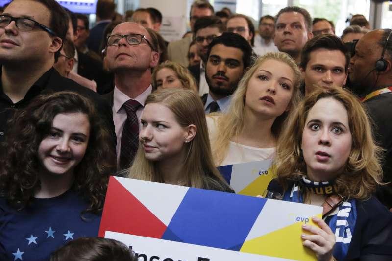 歐洲議會大選:德國選民等著開票結果出爐(AP)