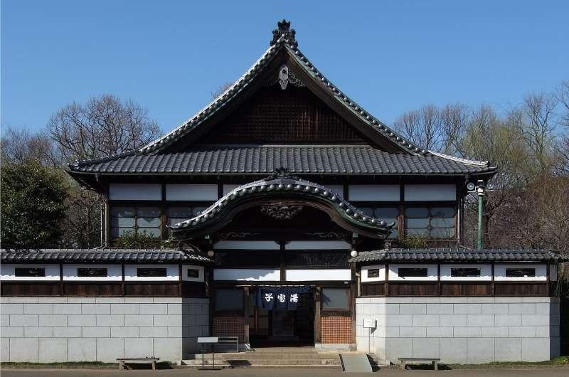 東京的錢湯(圖/維基百科)
