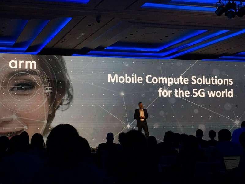 面對2020年全面5G世代的來臨,Arm已經準備好了!